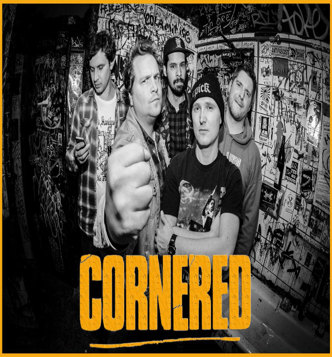 I got turned on to Holland's Cornered by my boy Daan who did the very  underappreciated Hashtag Hardcore zine which has now gone by the wayside.