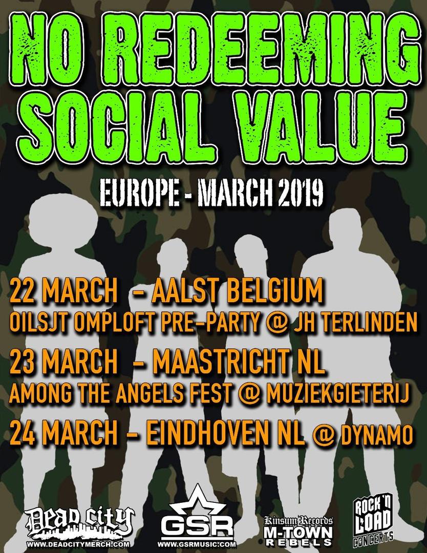 InEffectHardcore com - No Redeeming Social Value- Euro